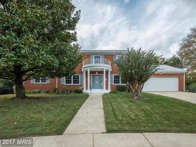 Alexandria Single Family Home For Sale: 1304 Juliana Place
