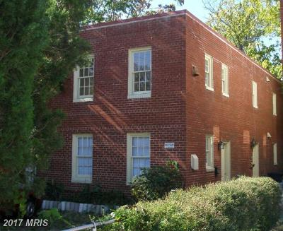 Old Town, Old Town Alexandria Rental For Rent: 422 Payne Street