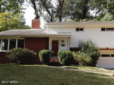 Braddock Heights Rental For Rent: 2404 Valley Drive