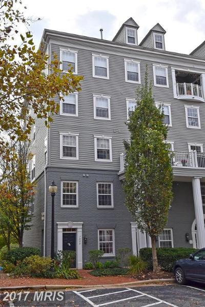 Alexandria Condo For Sale: 1400 Roundhouse Lane #74