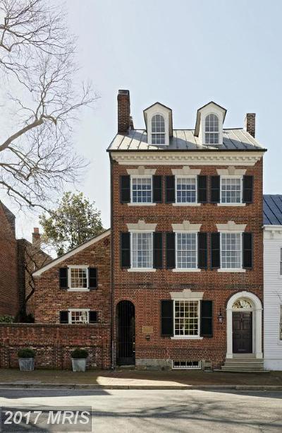 Alexandria Townhouse For Sale: 210 Duke Street