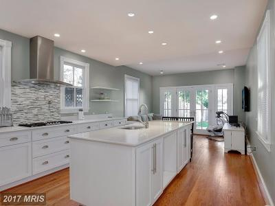 Old Town, Old Town Alexandria Townhouse For Sale: 210 Alfred Street N