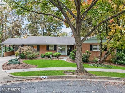 Alexandria Single Family Home For Sale: 3516 Sterling Avenue