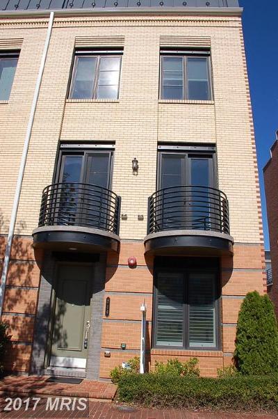 Potomac Yard, Potomac Yard Condominium, Potomac Yards Rental For Rent: 716 Howell Avenue E