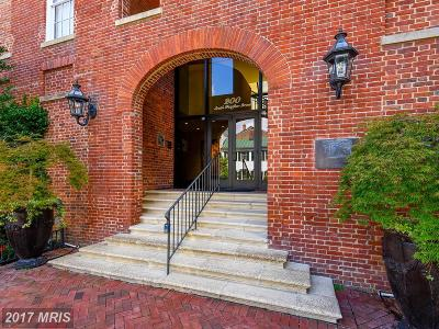 Alexandria Condo For Sale: 200 Fairfax Street #6