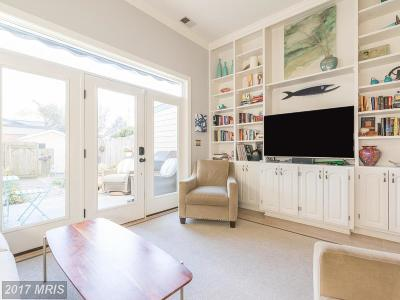 Old Town, Old Town Alexandria Townhouse For Sale: 1020 Oronoco Street
