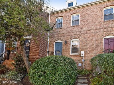 Old Town Townhouse For Sale: 322 Commerce Street