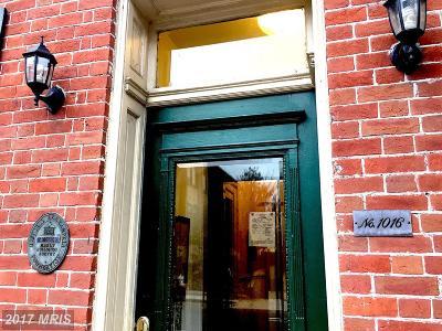 Alexandria Rental For Rent: 1016 Prince Street E #4
