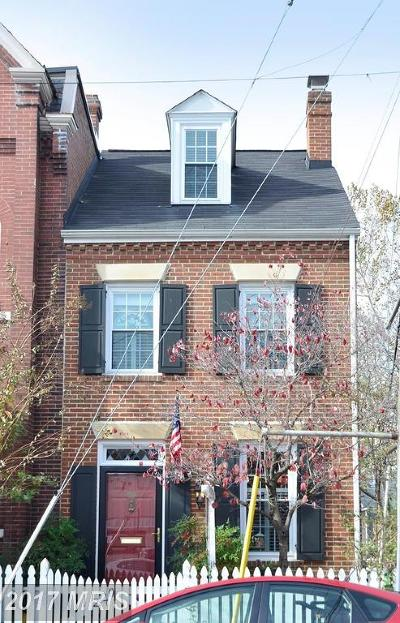 Alexandria Townhouse For Sale: 220 N. Alfred Street N
