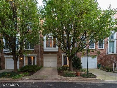 Alexandria Townhouse For Sale: 4686 Kirkpatrick Lane