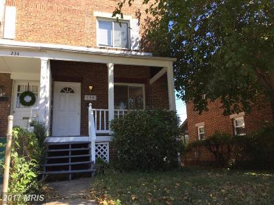 Alexandria Rental For Rent: 236 Evans Lane