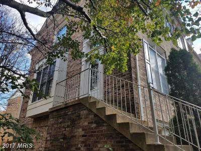 Alexandria Townhouse For Sale: 4667 Kell Lane