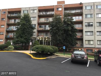 Alexandria Condo For Sale: 5831 Quantrell Avenue #104