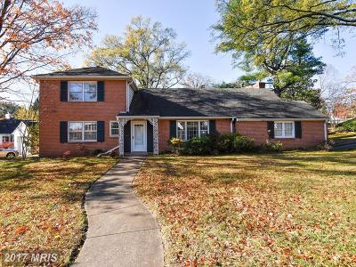 Alexandria Single Family Home For Sale: 310 Vassar Road