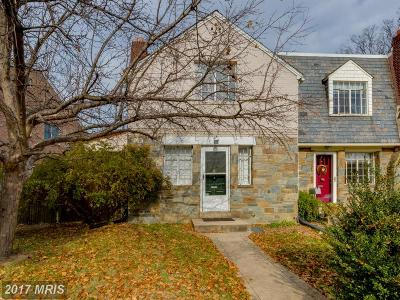 Alexandria Townhouse For Sale