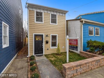 Alexandria Single Family Home For Sale: 323 Henry Street N