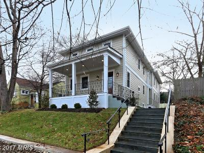 Alexandria Single Family Home For Sale: 103 Linden Street