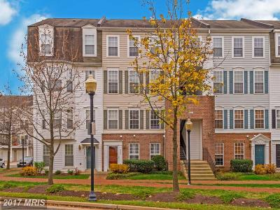 Alexandria Townhouse For Sale: 5082 English Terrace