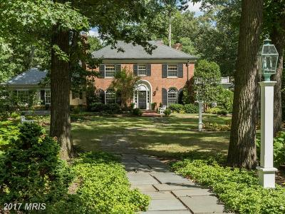 Alexandria Single Family Home For Sale: 909 Vicar Lane