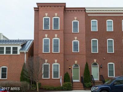Potomac Yard, Potomac Yard Condominium, Potomac Yards Townhouse For Sale: 727 McKenzie Avenue
