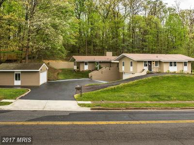 Alexandria Single Family Home For Sale: 1445 Pegram Street