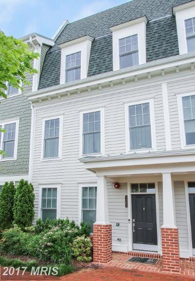 Potomac Yard, Potomac Yard Condominium, Potomac Yards Condo For Sale: 1309 Van Valkenburg Lane
