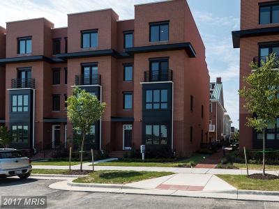 Potomac Yard, Potomac Yard Condominium, Potomac Yards Townhouse For Sale: 721 Watson Street