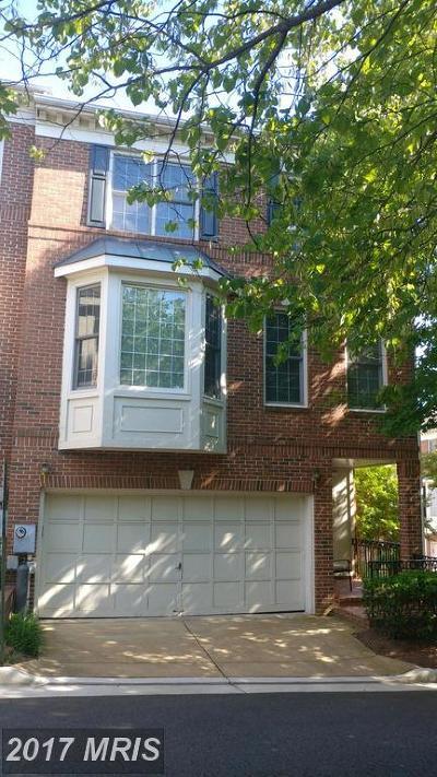 Alexandria Townhouse For Sale: 2505 Hunton Place