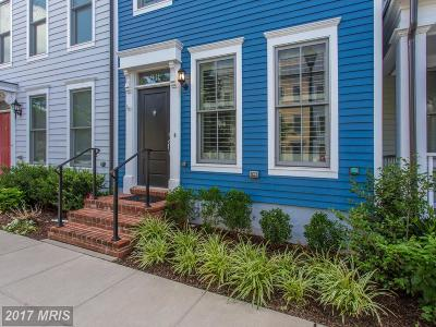 Alexandria Townhouse For Sale: 931 Alfred Street N