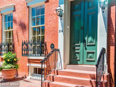 Townhouse For Sale: 214 Royal Street N