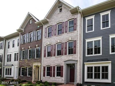 Townhouse For Sale: 1361 Powhatan Street