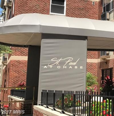 Mount Vernon Condo For Sale: 1101 Saint Paul Street NW #901