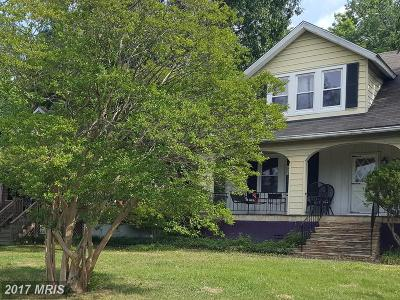 Hamden, Hamilton, Hamilton Area, Hamilton-Lauraville, Hamilton/Parkville, Hamilton/Rosemont East, Hamiltowne Single Family Home For Sale: 2502 Gibbons Avenue