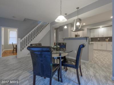 Baltimore Single Family Home For Sale: 2928 Sylvan Avenue