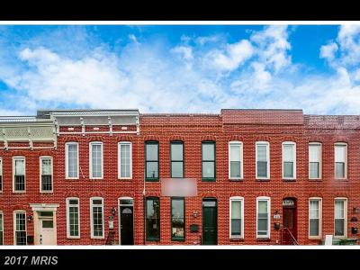 Federal Hill, Federal Hill - Riverside, Federal Hill South Townhouse For Sale: 1712 Johnson Street