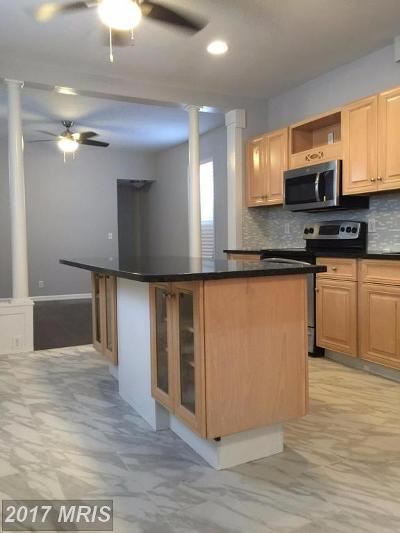 Baltimore Single Family Home For Sale: 3619 2nd Street