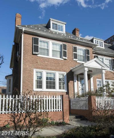 Guilford, Guilford/Jhu Condo For Sale: 3929 Cloverhill Road