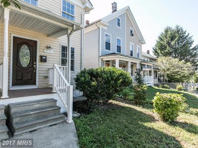 Hampden, Hampden Hon!! Condo For Sale: 3535 Falls Road