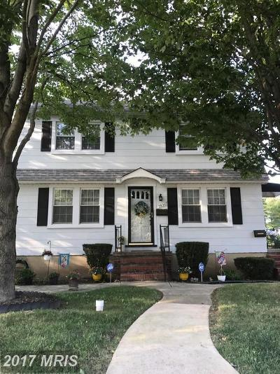 Baltimore Single Family Home For Sale: 2806 Bauernwood Avenue