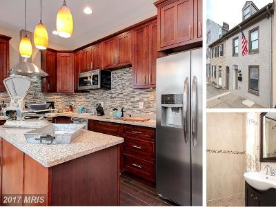 Fells Poi Nt, Fells Point, Fells Point/Hopkins, Fells Pt./Hopkins Condo For Sale: 504 Wolfe Street S