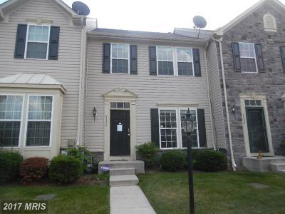 Baltimore City Townhouse For Sale: 5326 Wyndholme Circle