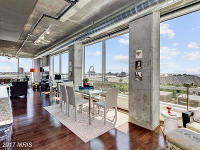 Locus Point, Locust Point, Locust Point/Silo Point Condo For Sale: 1200 Steuart Street #618