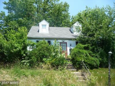 Baltimore Single Family Home For Sale: 3912 Fleetwood Avenue
