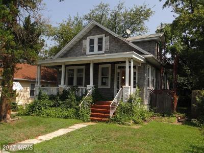 Single Family Home For Sale: 3024 Weaver Avenue