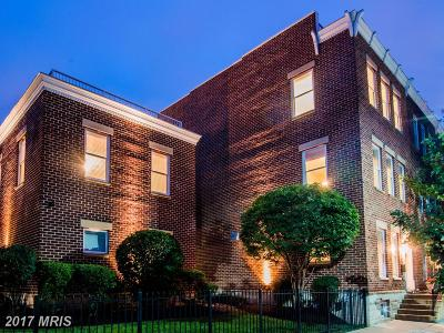 Baltimore Townhouse For Sale: 1334 Race Street