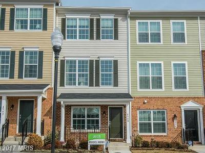 Baltimore Townhouse For Sale: 4516 Birchwood Drive