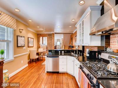 Baltimore Townhouse For Sale: 1515 Hanover Street