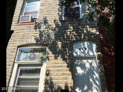 Townhouse For Sale: 114 Janney Street