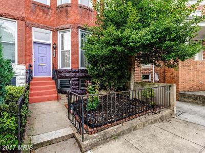 Baltimore Condo For Sale: 2426 Linden Avenue
