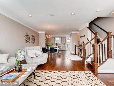 Baltimore Townhouse For Sale: 1003 Belnord Avenue